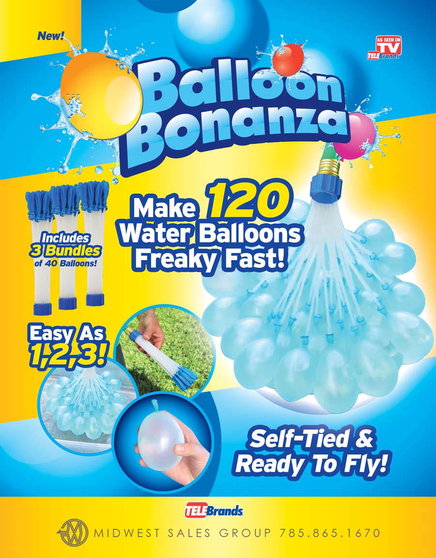 Balloon Bonanza SELL SHEET