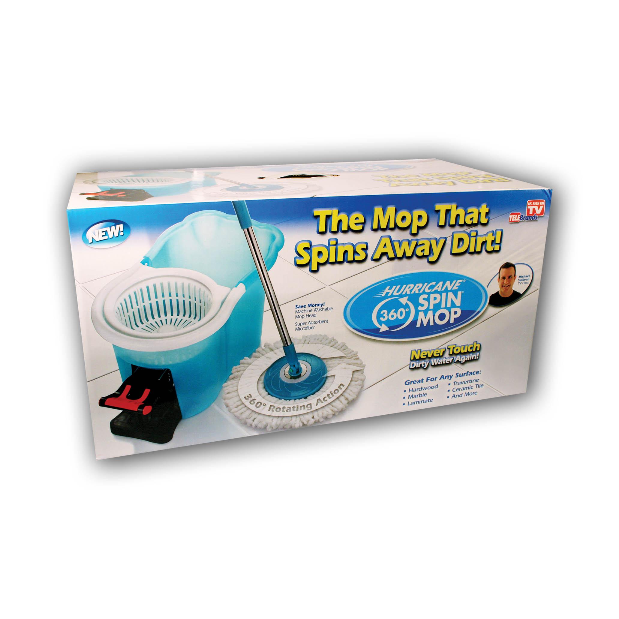 Hurricane Spin Mop WS
