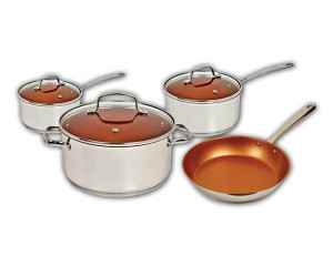 Nuwave Induction Cookware
