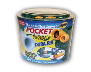 Pocket Hose Dura-Rib