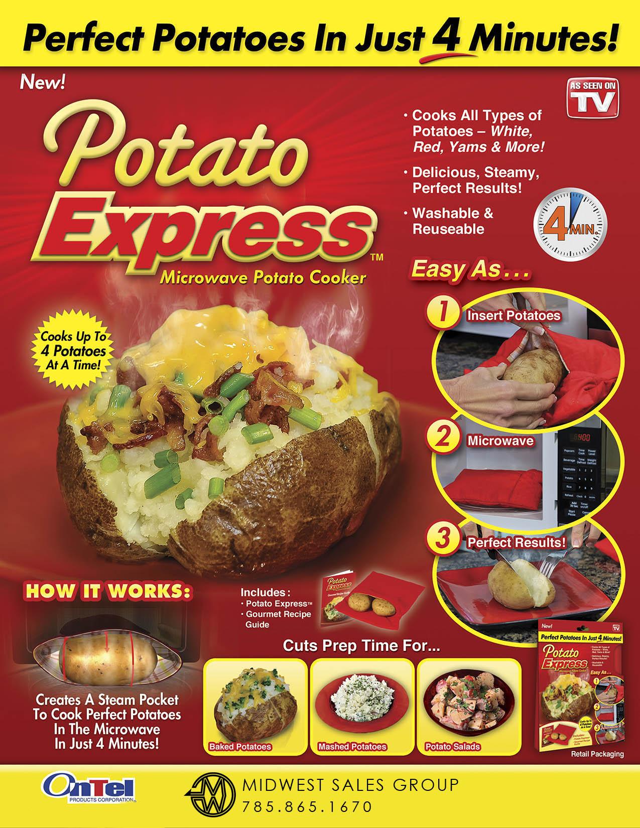Potato Express SELL SHEET
