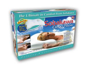 Sobakawa Cloud Pillow