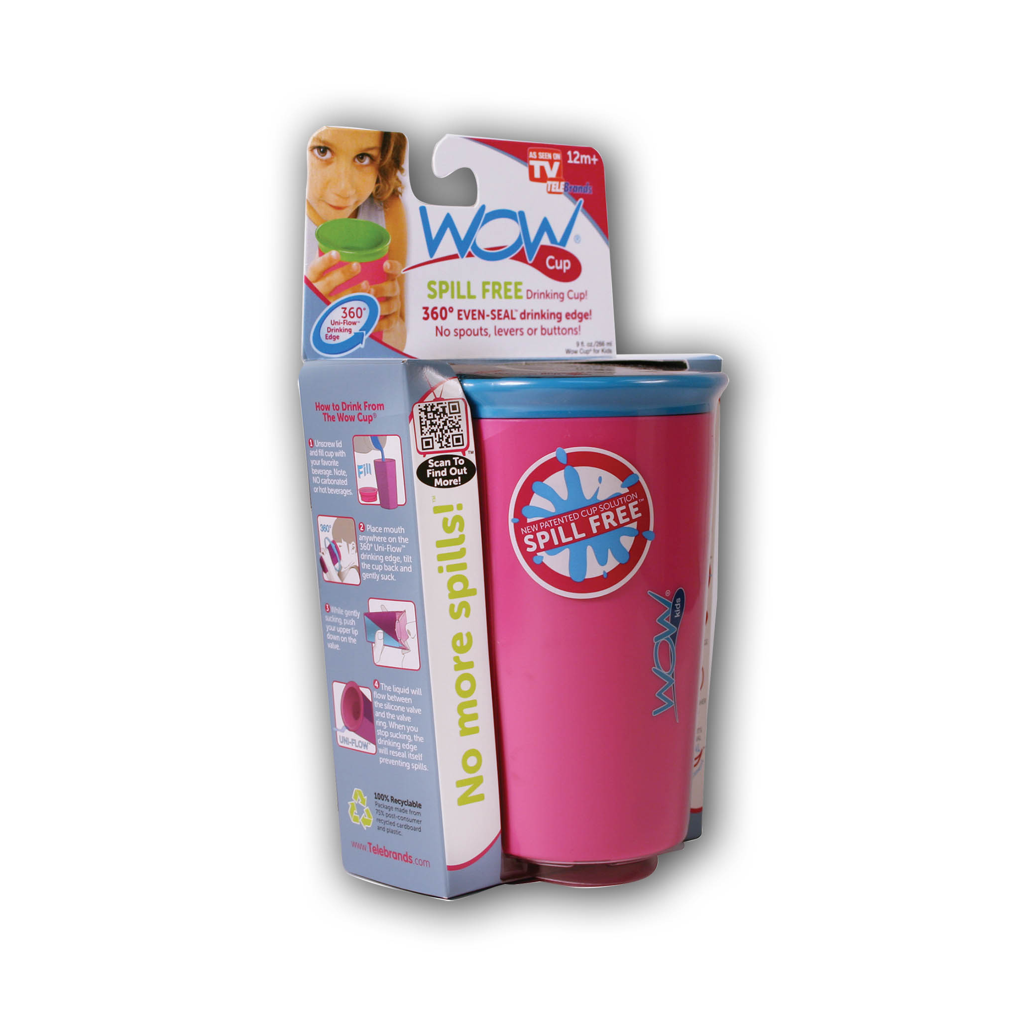 Wow Cup - Pink WS