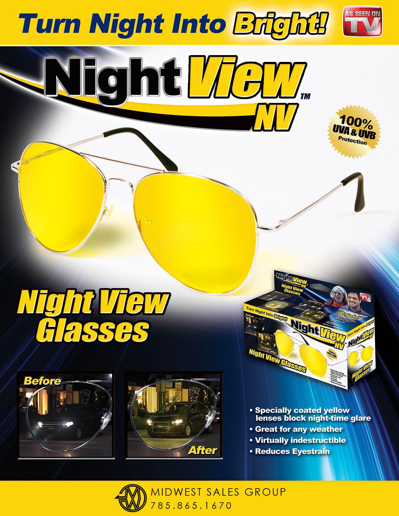 night view sell sheet