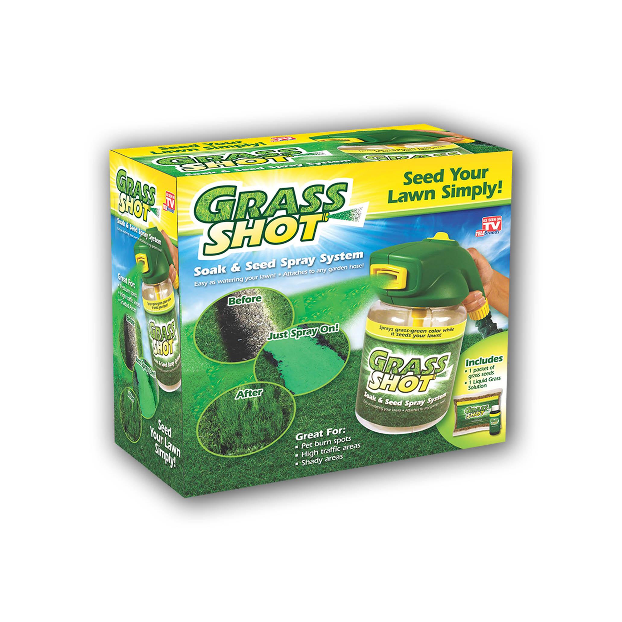 Grass Shot WS