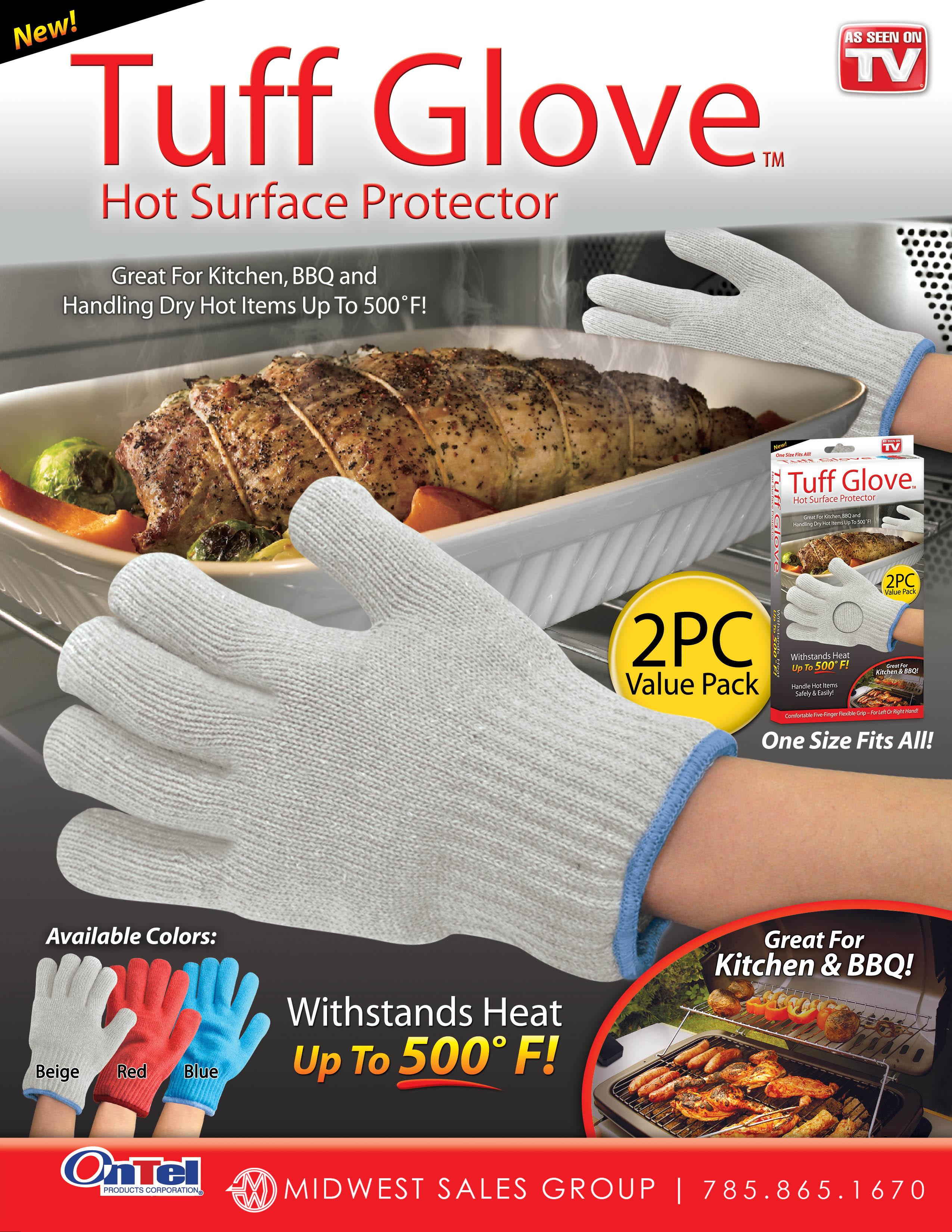 Tuff Glove SELL SHEET
