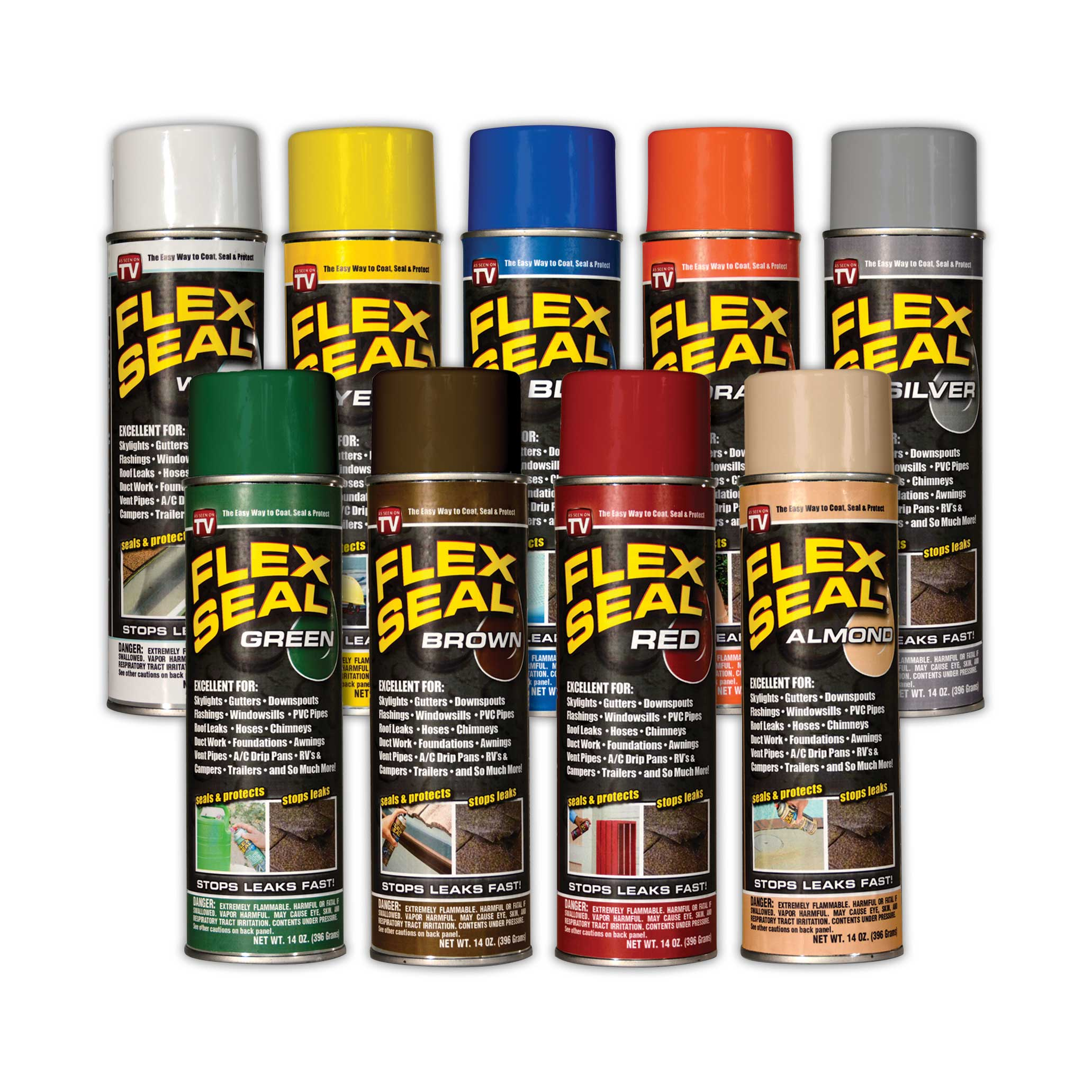 Flex Seal Colors Ws